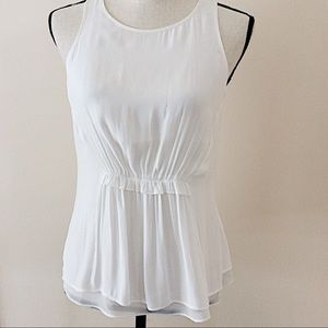 9a8c1844604 Forever 21 Tops - Sleeveless blouse gathered at front waist. NWOT